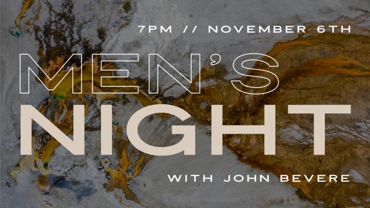 Men's Night  logo image
