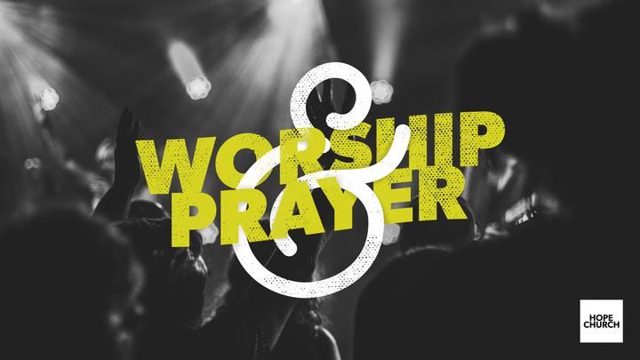 Worship & Prayer Night logo image