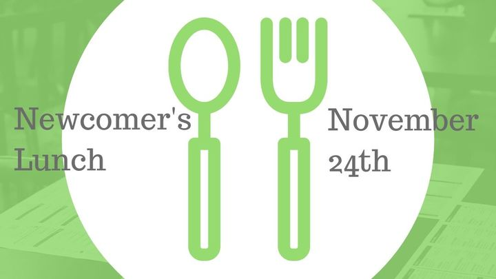 Newcomer's Lunch logo image