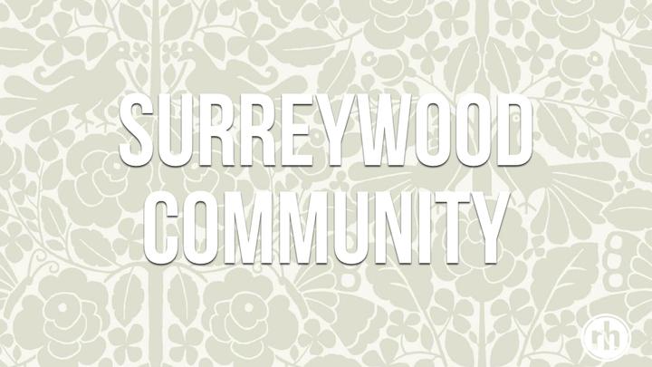 The Surreywood Community logo image