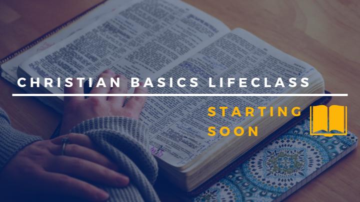 Christian Basics LifeClass - Winchester logo image