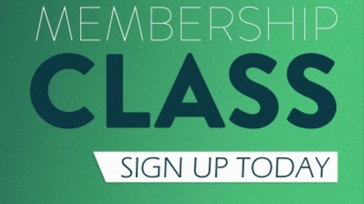 CLASS 101: Discovering Coffee Creek Church logo image