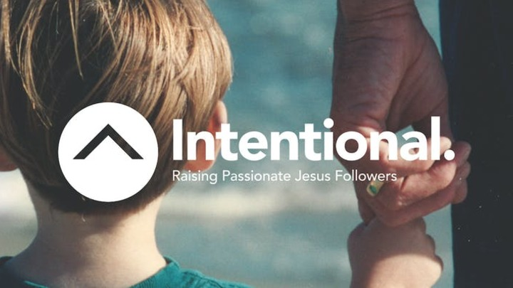 Intentional Parenting Conference logo image