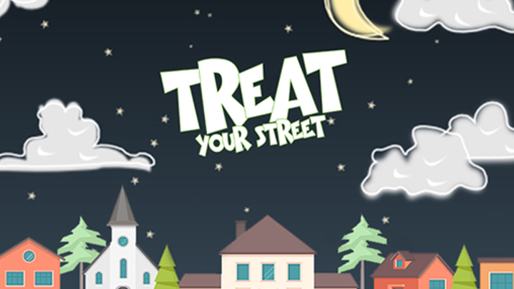 Treat Your Street logo image