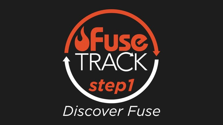 Fuse Track Step1 - Discover Fuse logo image