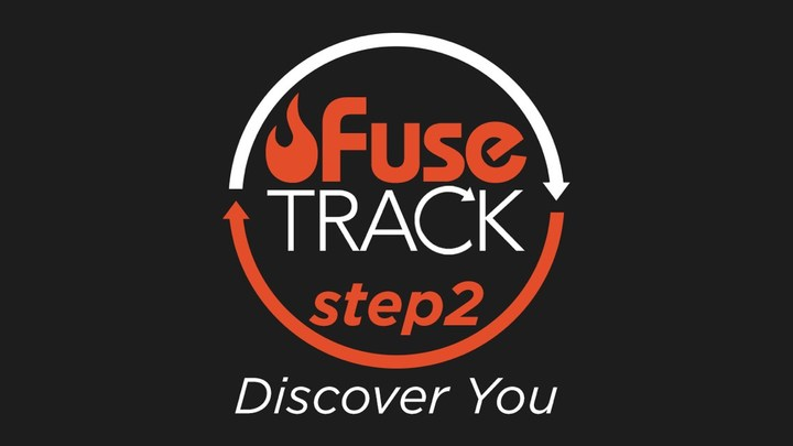 Fuse Track Step2 - Discover You logo image