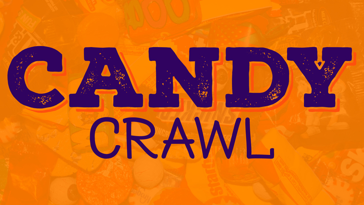 Candy Crawl Volunteer logo image