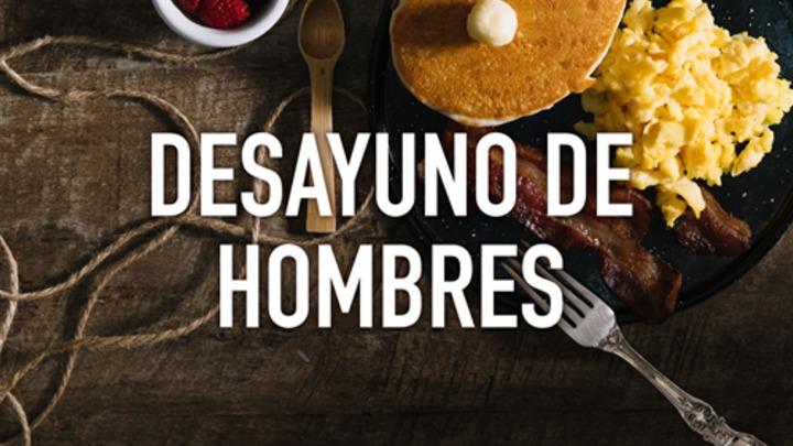 Desayuno de Hombres logo image