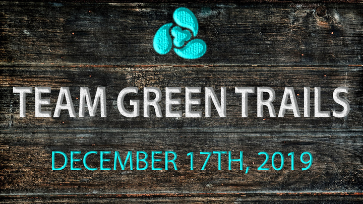 Team Green Trails logo image