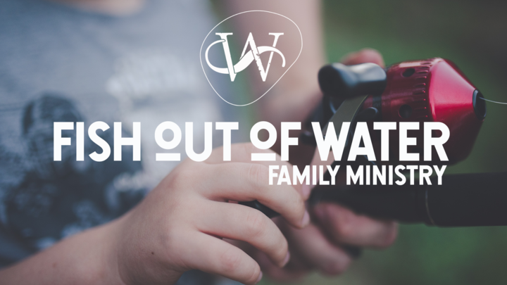 Fish Out of Water Ministry logo image