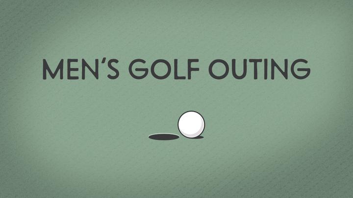 Men's Golf Outing logo image