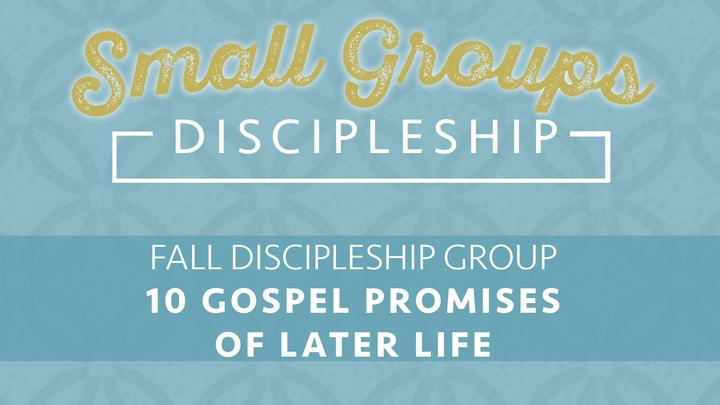 10 Gospel Promises of Later Life logo image