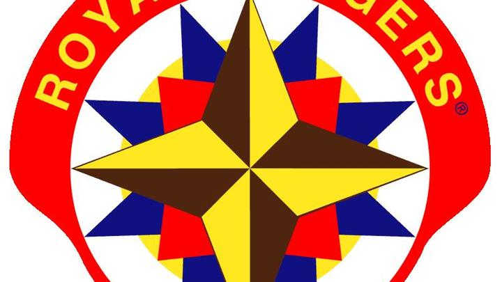 "Royal Rangers ""Outpost Fall CampOut"" logo image"
