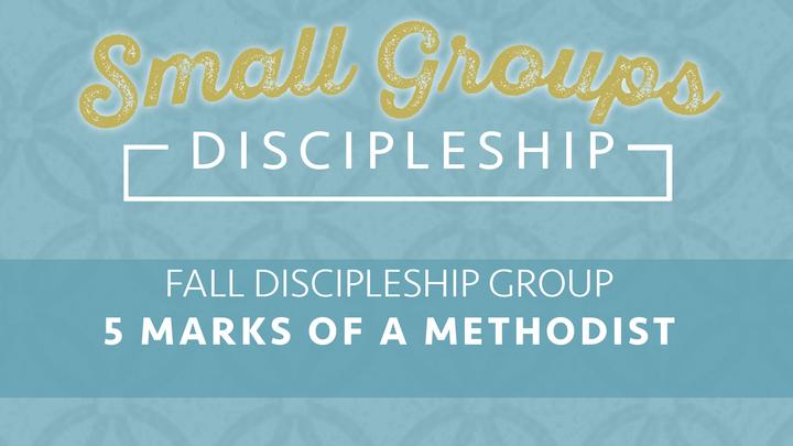 5 Marks of a Methodist logo image