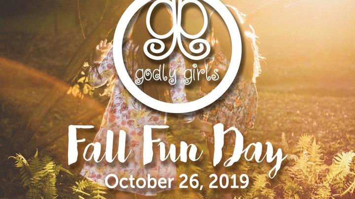 Godly Girls Fall Fun Day logo image