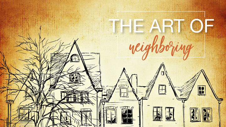 The Art of Neighboring Events  logo image