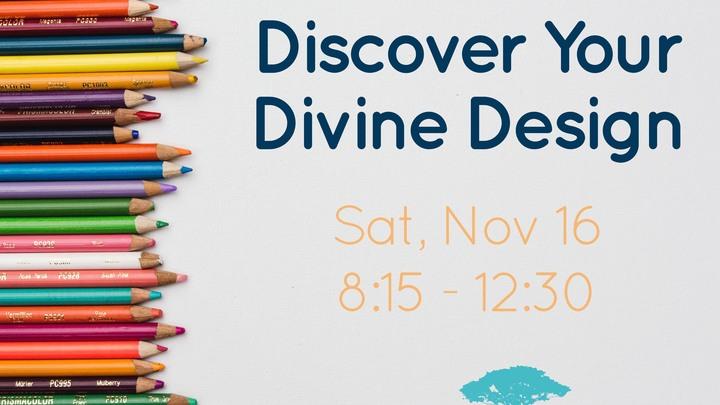Discover Your Divine Design logo image