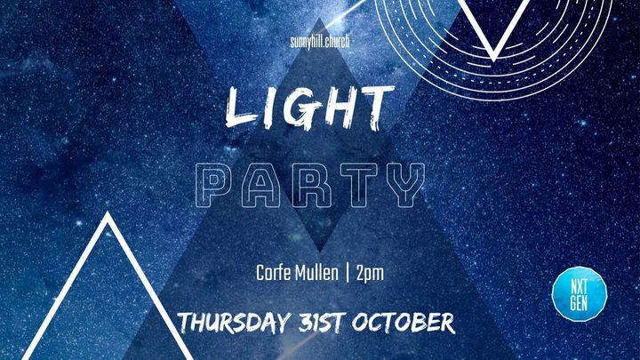 Light Party logo image