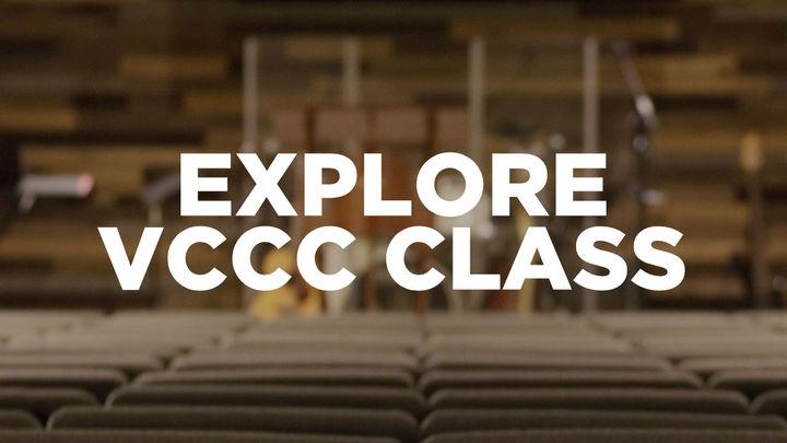 Explore VCCC Class logo image