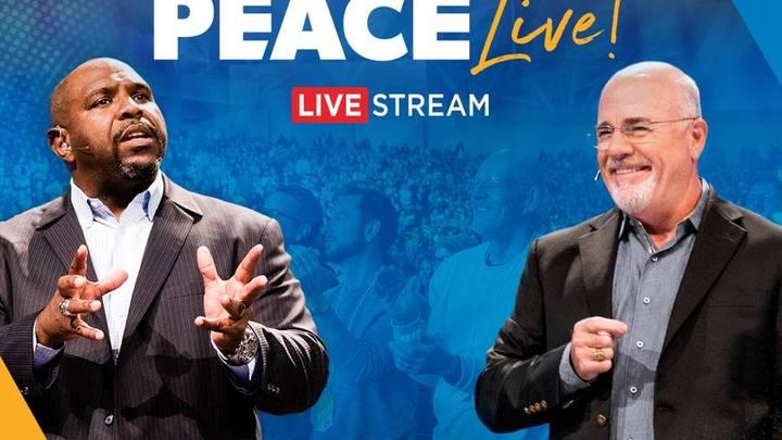 Financial Peace LIVE! logo image