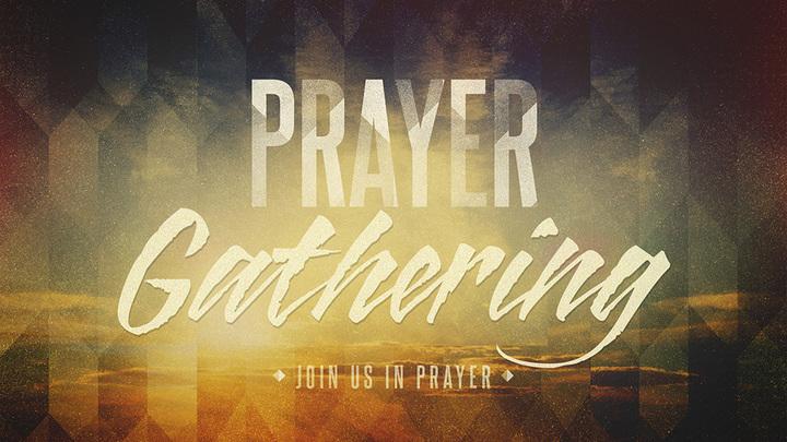 Prayer Gathering logo image