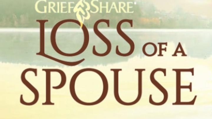 Loss of a Spouse logo image