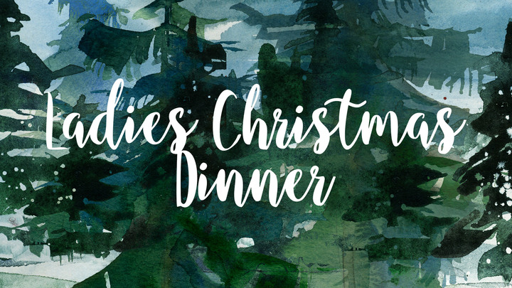 Ladies Christmas Dinner logo image
