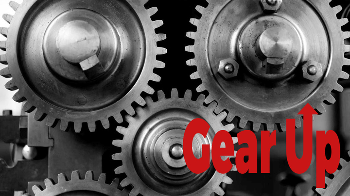 Gear Up logo image