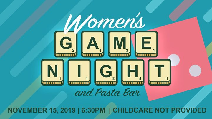 Women's Game Night logo image