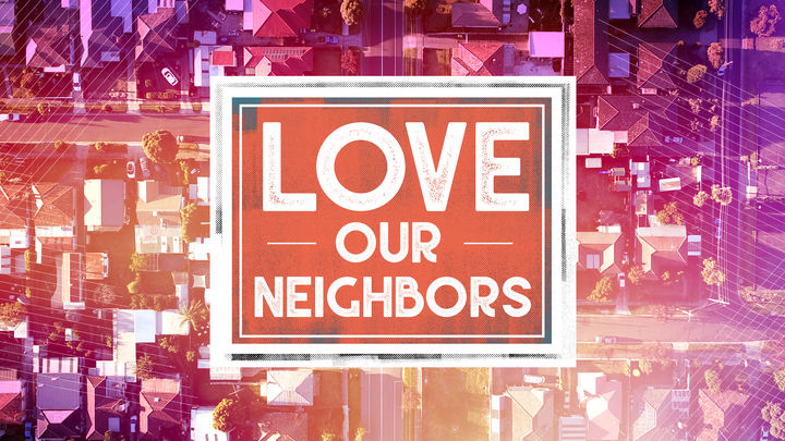 Love Our Neighbors logo image