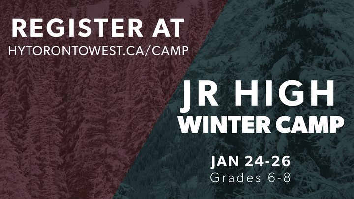 Winter Camp - Jr High logo image