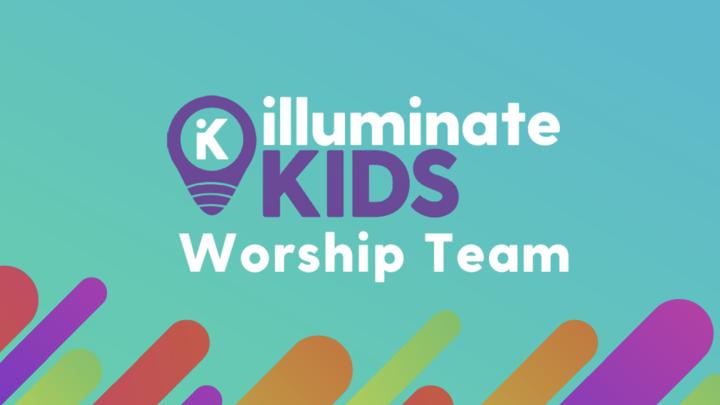 Kids Worship Team Meeting  logo image