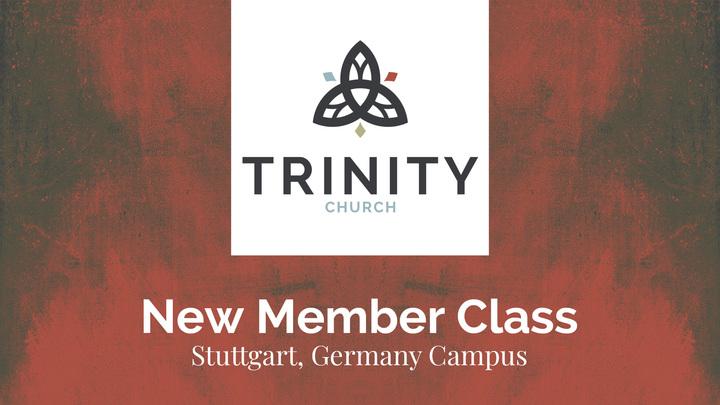 Stuttgart New Member Class logo image