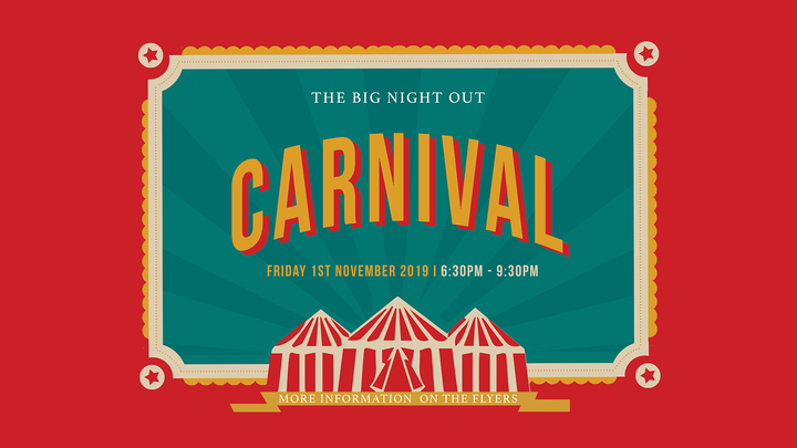 The Big Night Out logo image