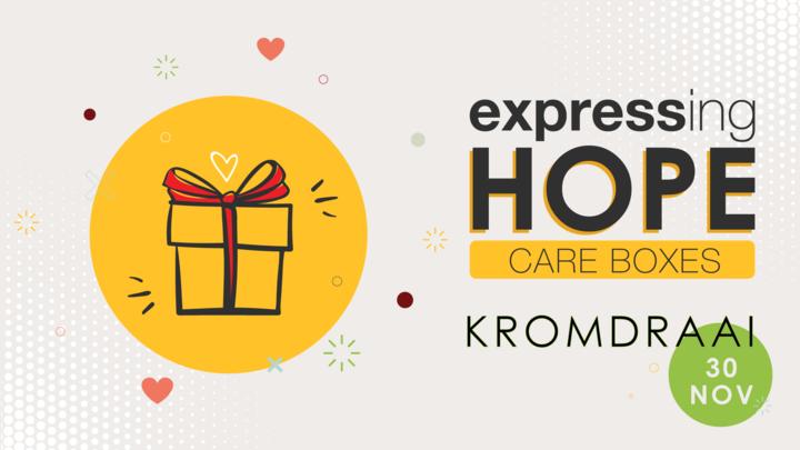 KROMDRAAI Expressing Hope Care Box logo image