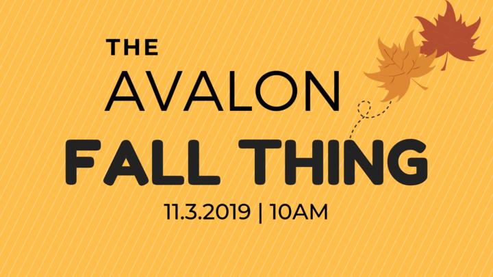 The Fall Thing logo image