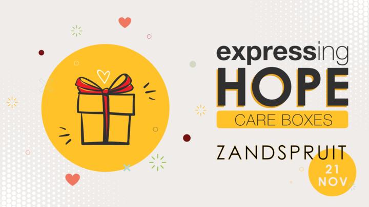 ZANDSPRUIT Expressing Hope Care Box logo image