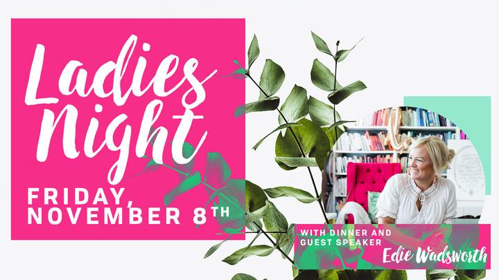 Ladies Night logo image
