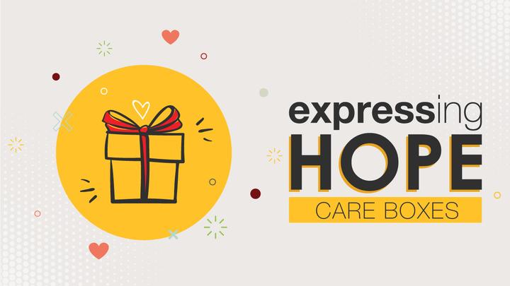 Expressing Hope Care Boxes logo image