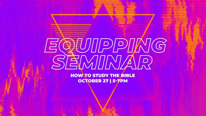 Equipping Seminar logo image