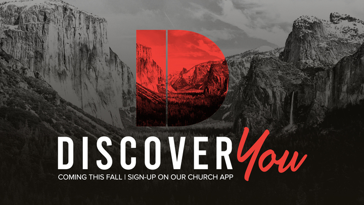 Discover You | Discover Your Purpose and Make A Difference! logo image