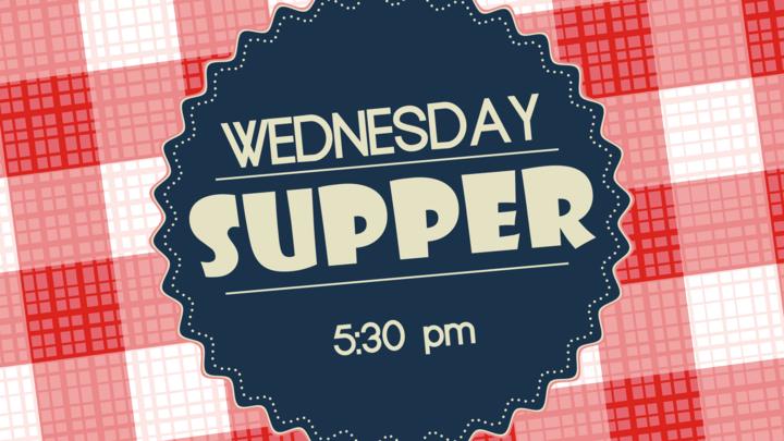 Wednesday Supper 10/23 logo image