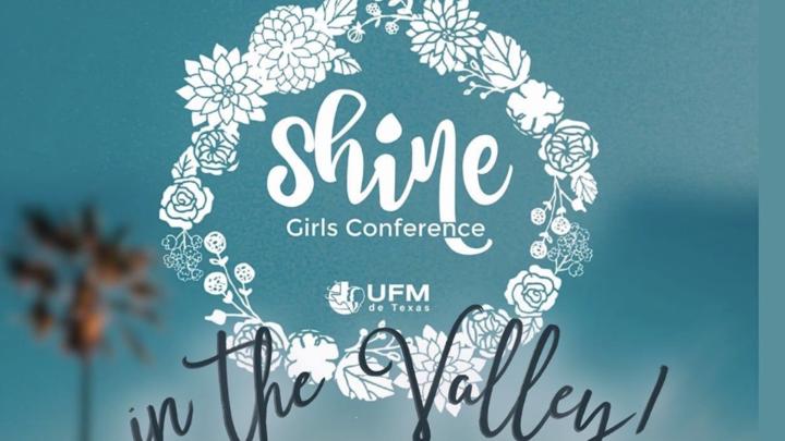 Shine Girls Conference logo image