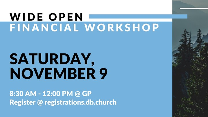 Wide Open Financial Workshop logo image