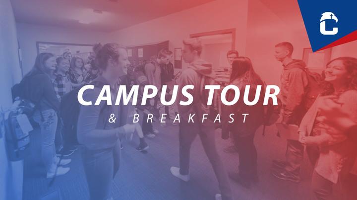 Crosshill Christian Campus Tour logo image