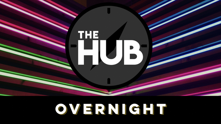 HUB Overnighter  logo image