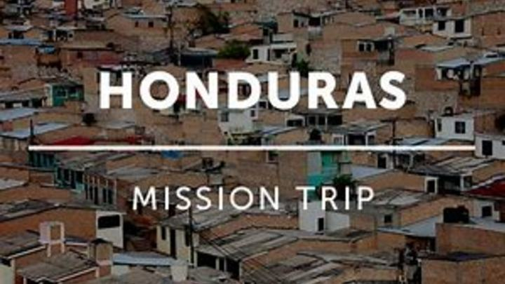 Point Honduras Mission Trip 2020 logo image