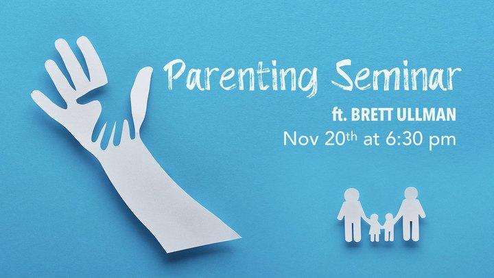 Parenting Seminar logo image