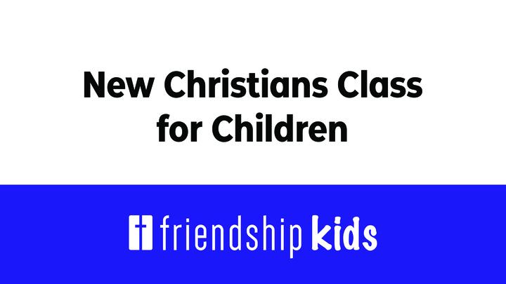 New Christians Class for Children logo image