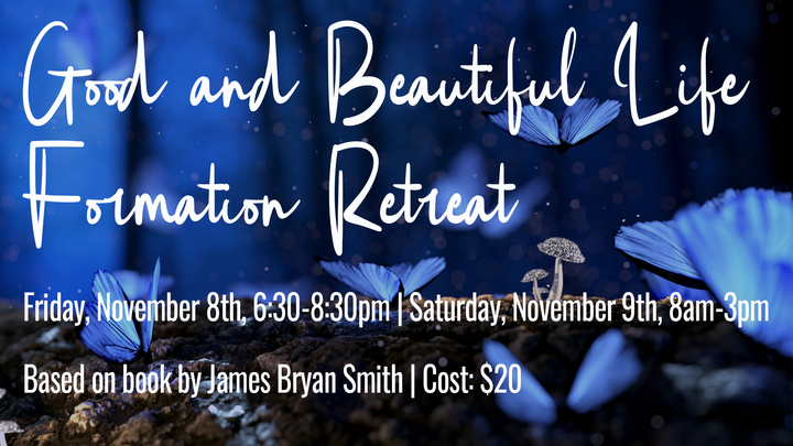 Formation Retreat - The Good and Beautiful Life logo image